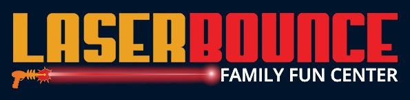 Laser Bounce Family Fun Center | Long Island Logo